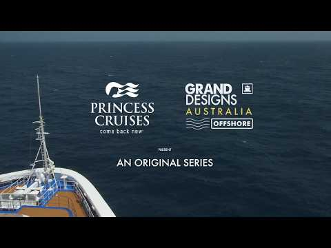 Grand Designs Australia: Offshore visits Majestic Princess