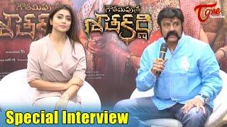 Balakrishna & Shriya Saran Special Interview about GPSK Movie
