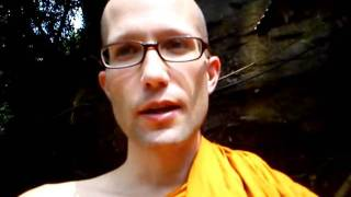 Ask A Monk: Abstaning from Alcohol
