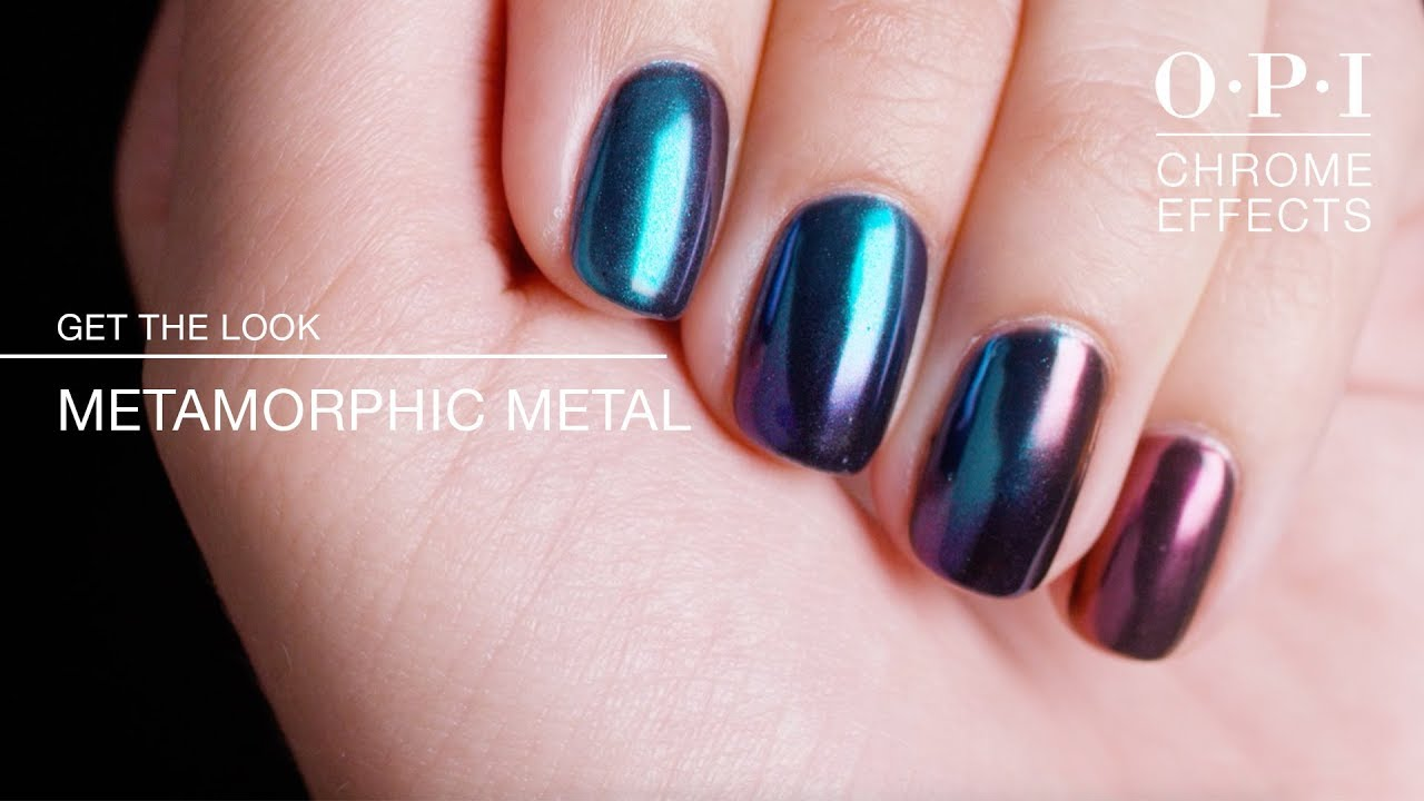 Chrome Powders Opi
