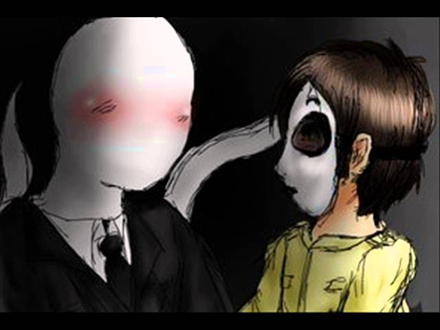 (YAOI) Masky x Slenderman x Jeff the killer