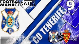 Football Manager 2019 #9 | Empieza la Liga 123 vs Zaragoza