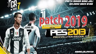 PES 2013 PATCH 2019 PS3