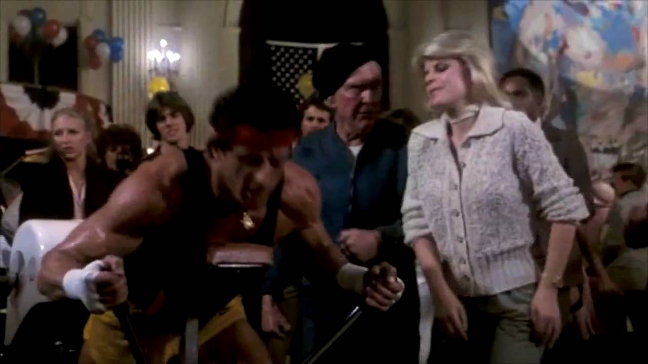 Rocky Iii 3 Training Pushin Soundtrack In High Definition Hd Youtube