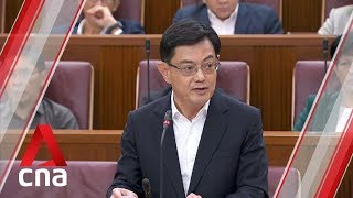 "Heng Swee Keat says it ""pains"" him to raise motion against WP MPs Low Thia Khiang, Sylvia Lim"