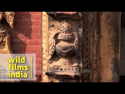 Bhaktapur Durbar Square, the royal palace complex – Nepal