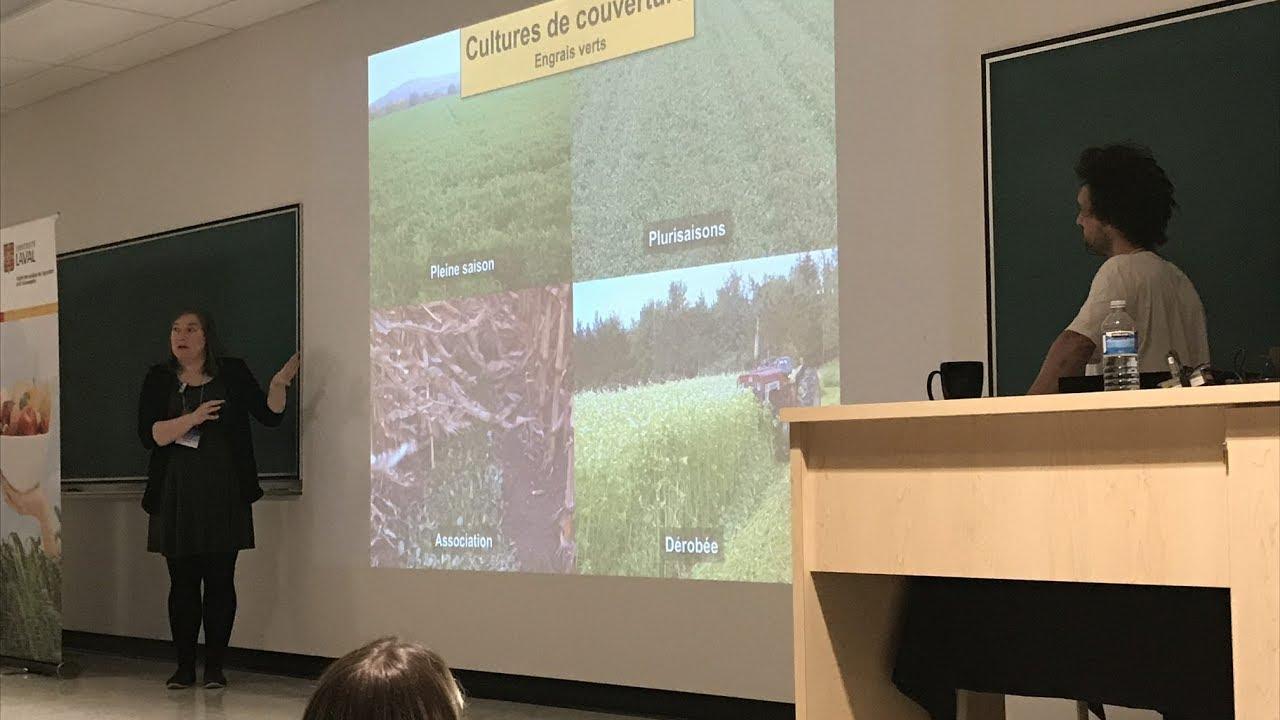 La contribution des racines à la fertilité du sol et la nutrition des cultures