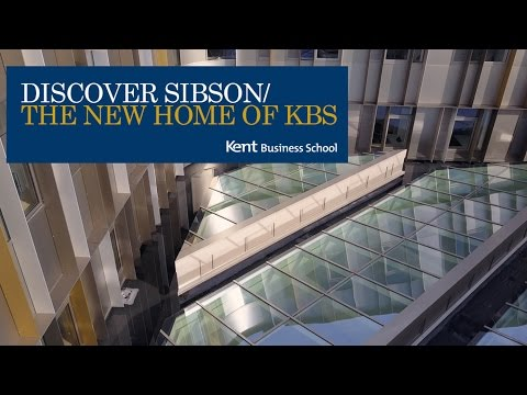 Discover Sibson: The new home of Kent Business School