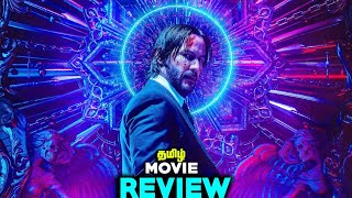 John Wick Movie Review in Tamil
