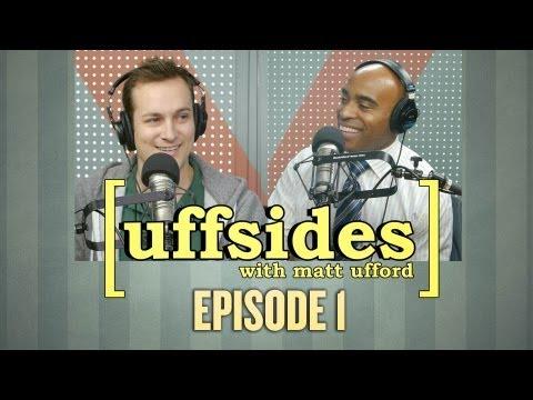 Uffsides Episode 1 - Tiki Barber