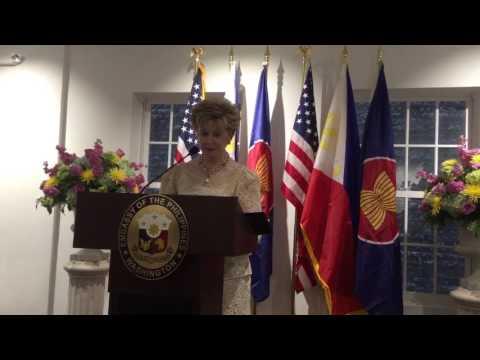 MESSAGE OF U.S.CONGRESSWOMAN BORDALLO, GUAM, 119TH PHILIPPINE INDEPENDENCE ( 3)
