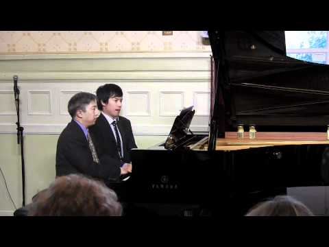"Saint-Saëns : ""Le carnaval des animaux"" by Thomas YU & Christopher SHIH (4 hands piano)"