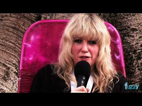 FUZZY TV: Field Day - Ladyhawke interview