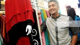 Bisnis Baju Muslim, Irfan Hakim Alami Banyak Kendala