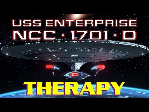 USS Enterprise D Analysis Review Retrospective