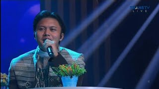 Rizky Febian - Cuek & Mantra Cinta Live at HUT 17 INSERT