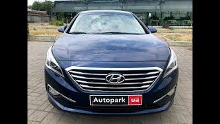 АВТОПАРК Hyundai Sonata 2015 года (код товара 21694)