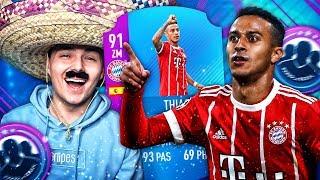 FIFA 18: SBC THIAGO BUY FIRST SPECIAL CARD   Ultimate Team deutsch