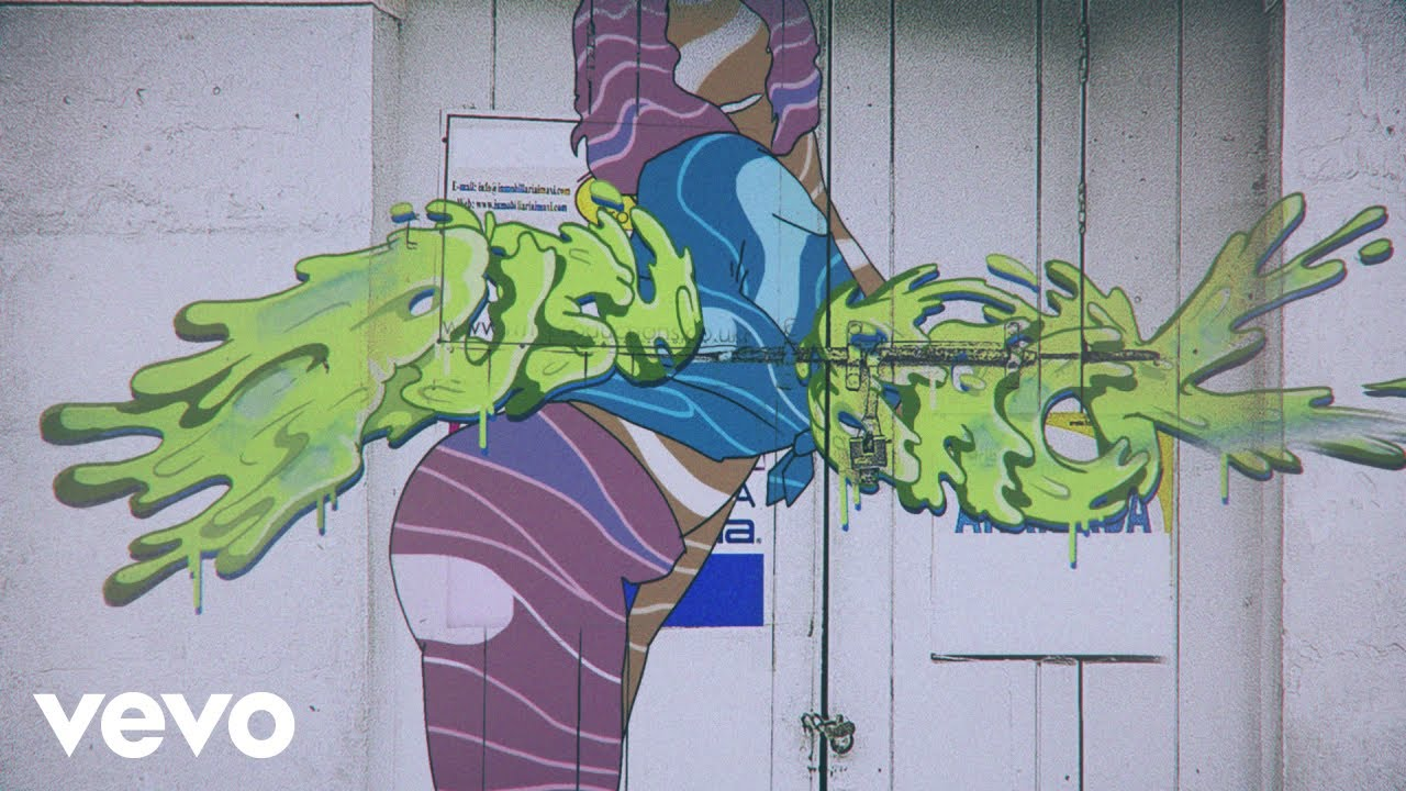 Ne-Yo, Bebe Rexha, Stefflon Don - Push Back (Lyric Video)