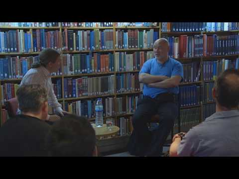 Jah Wobble in conversation at the Barbican Library