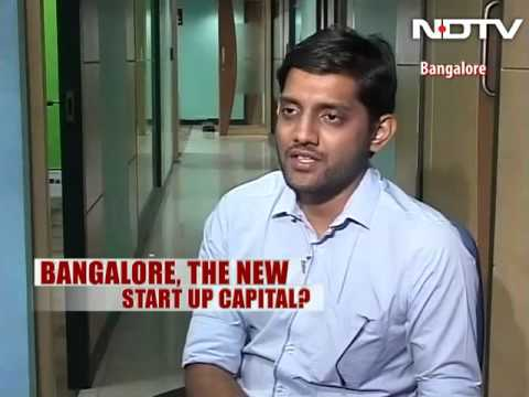Is Bangalore becoming new start-up capital of the world?