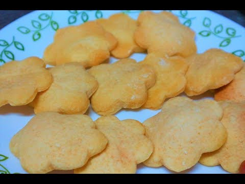 Butter Biscuit Homemade Easy To Make   Easy Butter Biscuit   Healthy Cooking By Meenu