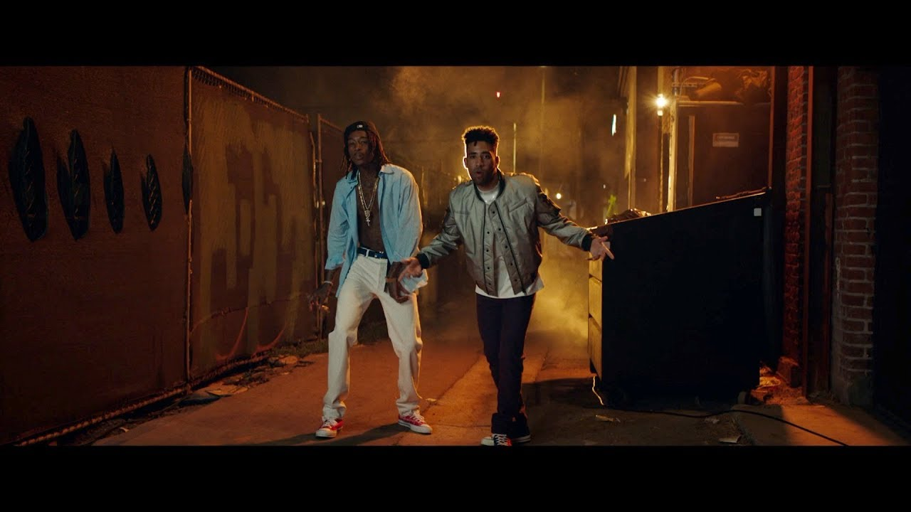 KYLE - Moment feat. Wiz Khalifa [Official Music Video]