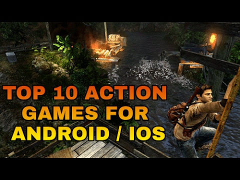 Top 10 Best Action Games for Android 2018 (Offline/Online ...
