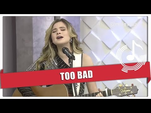 Too Bad - Giulia Be