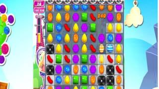 Candy Crush Level 1252  No Boosters
