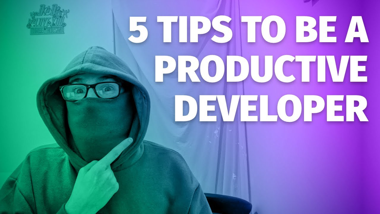 5 Tips to Increase Your Productivity as a Web Developer in 2021