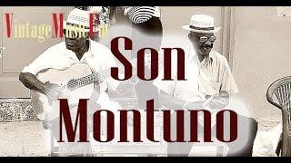 Son Montuno con las mejores Orquestas y los mejores cantantes cubanos de antaño