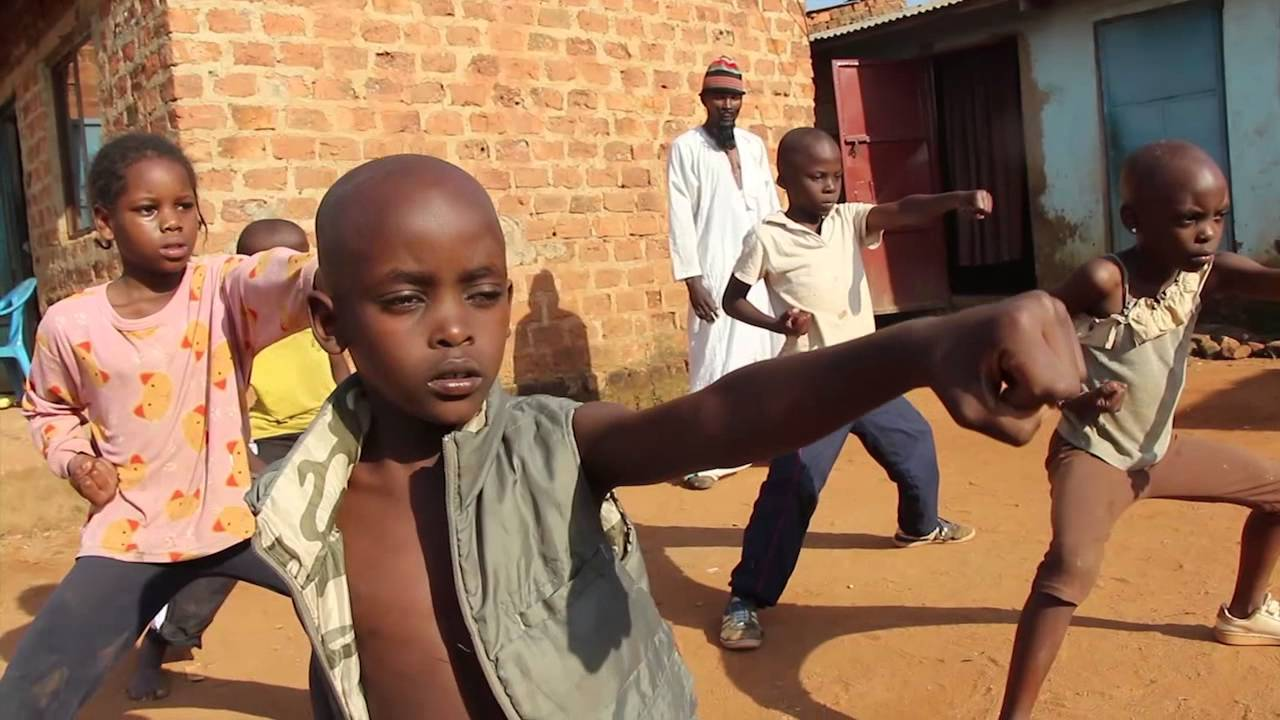 Wakaliwood's Supa Action-Packed Kickstarter Video!