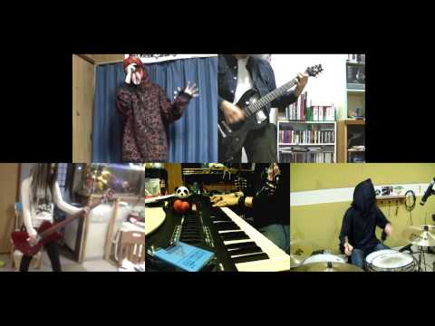 [HD]NOBUNAGUN OP [Respect for the dead man] Band cover