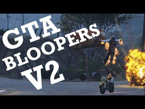 GTA Bloopers V2