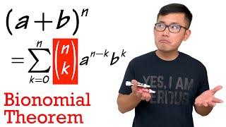 Binomial Theorem (combinatoric approach)