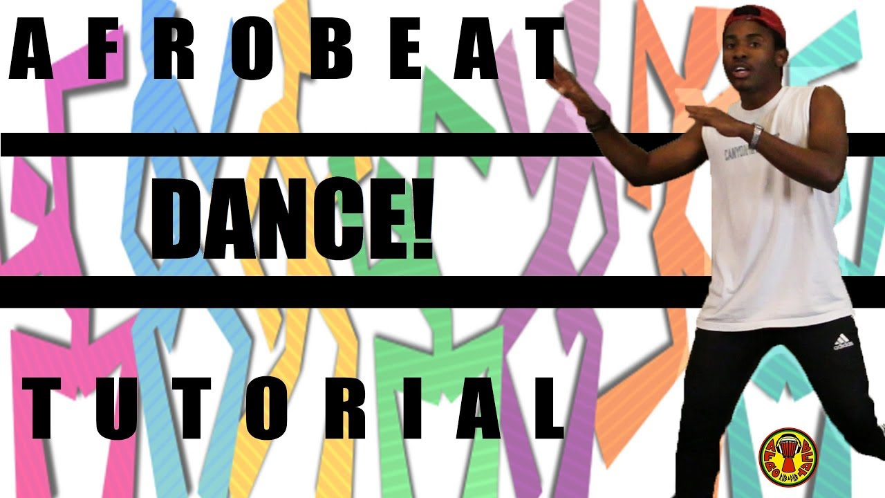 AFRO BEAT DANCE TUTORIAL   GWARAGWARA, SHOKI, etc   JustinUg