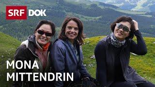 Mona Vetsch in der koreanischen Reisegruppe | Mona mittendrin 2017 | Doku | SRF DOK