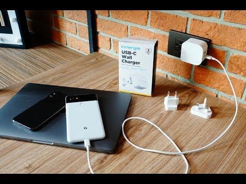   [ รีวิว Innergie Power Joy 30C ]   USB-C Wall Charger รองรับ PD ไวมาก - วันที่ 21 Dec 2017
