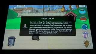 Gta 5 ifruit App PS Vita Gameplay