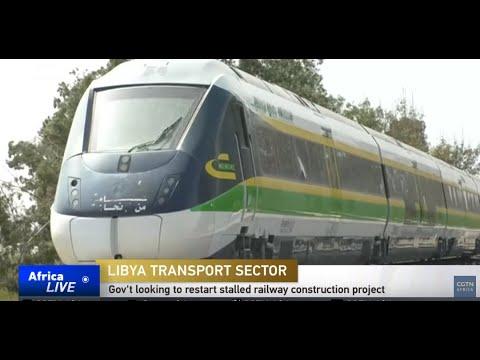 Modernisation of Syria, Iraq and Libya Railways