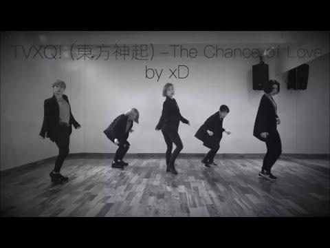 TVXQ! 동방신기(東方神起)-운명 (The Chance of Love) Dance Cover by xD(クロスディー)
