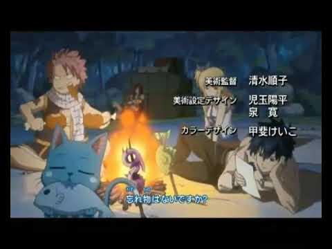Fairy Tail - Snow Fairy - Funkist - Opening[Sub]