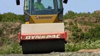 Video still for Dynapac Compaction and Paving