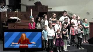 Children&#39s Choir - Step by Step