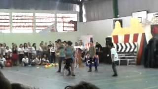 """Liceo de Atenas """" Bailes de mujeres de 11° año"""""""