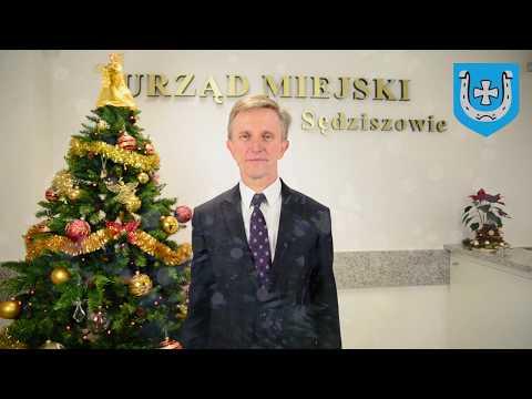 Życzenia Bożonarodzeniowe i Noworoczne na rok 2020