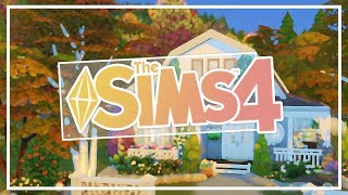 Family Farm House | Sims 4 Speed Build