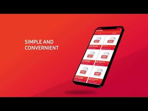 PDF Reader - PDF Viewer for Android new 2019 - التطبيقات على