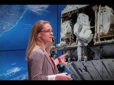 Making teams work, in space | Lauren Blackwell Landon, NASA